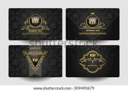 VIP Acces Invitation Vector - Download Free Vector Art, Stock ...