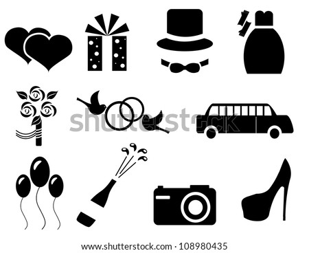 Wedding symbol  Wedding Vector Symbols - Kostenlose Vektor-Kunst, Archiv-Grafiken ...