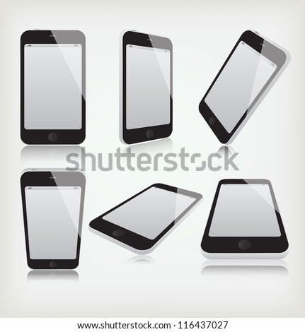 Set phone at different angles