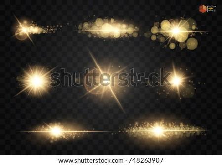 set shining star  the sun