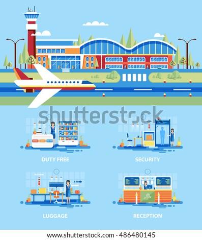 set stock vector illustration