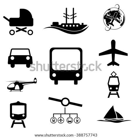 Set transport Icon