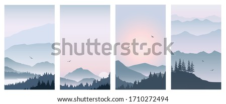 set vector illustration of a