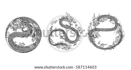 set vector illustration of