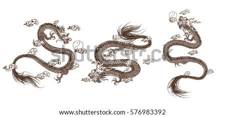 set vector illustration