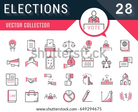 Ballet Box And Vote Vector Free Vector Art At Vecteezy