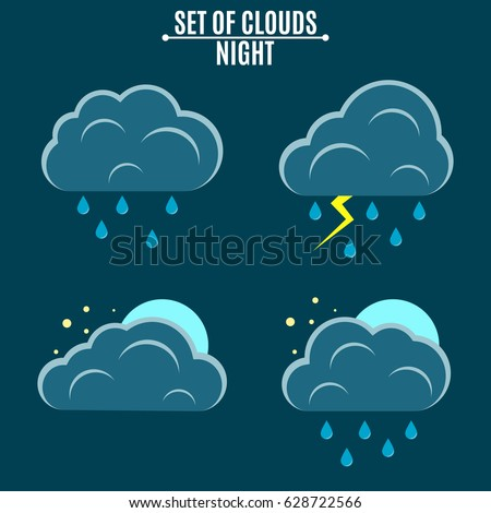 set weather a simple vector