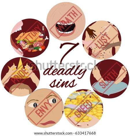 seven deadly sins bible