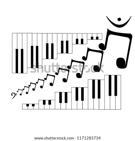 sexy quaver music note art