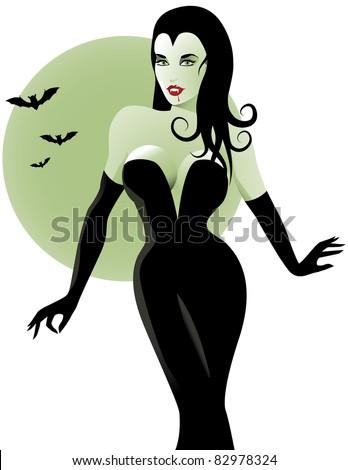 sexy vampire a sexy vampire