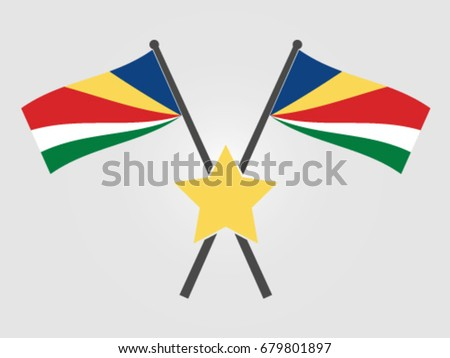 seychelles emblem star celeb