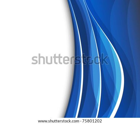 Shaded background template. Vector illustration
