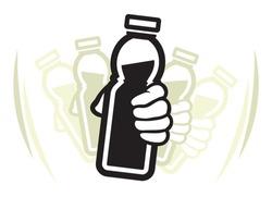 Shake bottle of yogurt before use