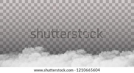 Shampoo bubbles texture. Foam effect isolated on transparent background. Vector white shaving, foam pattern bath foam