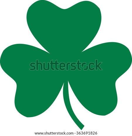 shamrock vector download free vector art stock graphics images rh vecteezy com shamrock vector outline shamrock vector file
