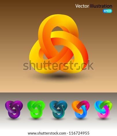 shape 3d infinity