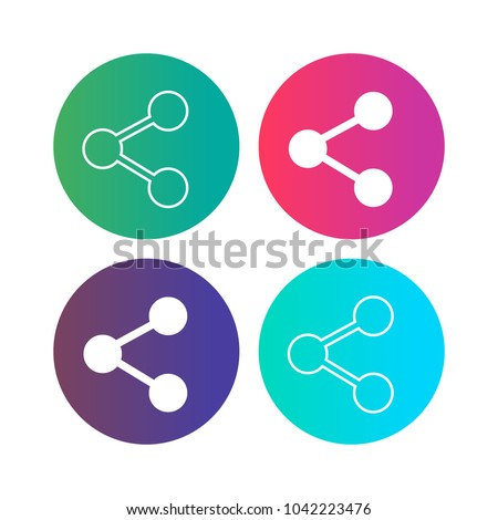 share icon vector
