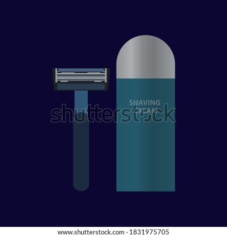 shaving razor  shaving set
