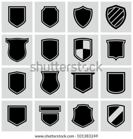 stock-vector-shield-frames-icons-set