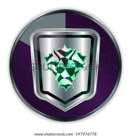 shield in progress frame