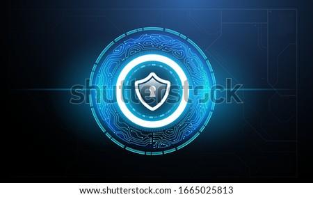 shield protect icon hud