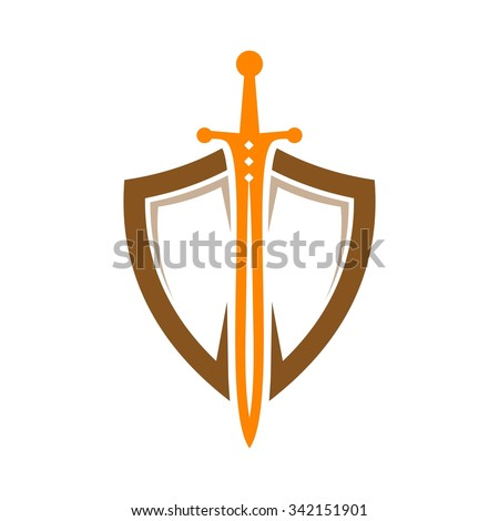 shield sword guardian logo