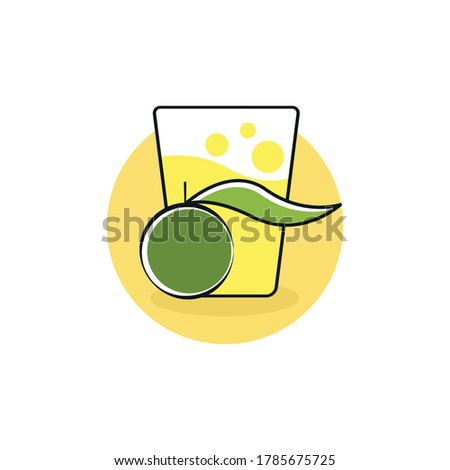 shikuwasa juice logo icon