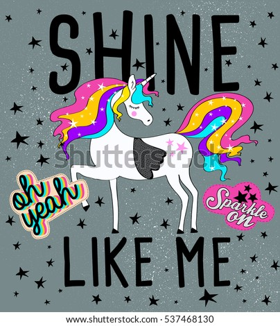 shine like me cute magical