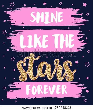 shine like the stars forever