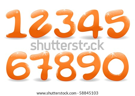 Shining number set