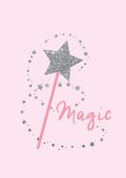 shiny magic star