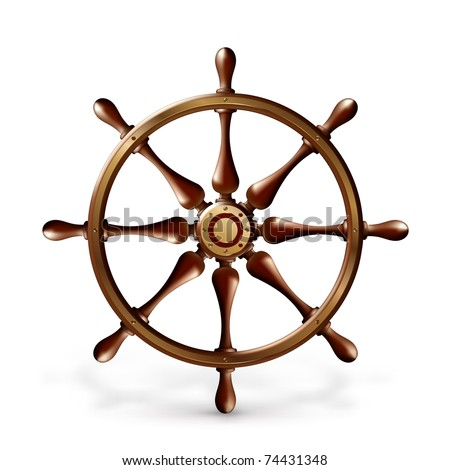 Ship's wheel, 10eps