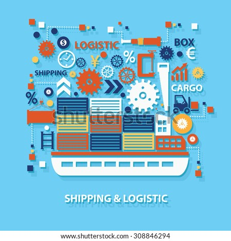 understanding the four logistics concepts The growth of intermodal freight transportation will be driven and challenged by four factors: (a) measuring, understanding,  evolution through concepts such as.