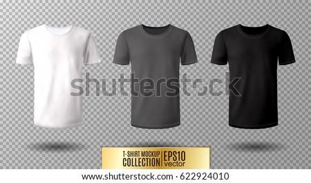 shirt mock up set t shirt