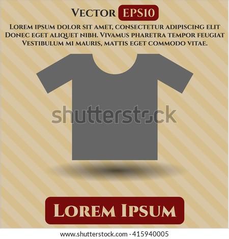Shirt symbol