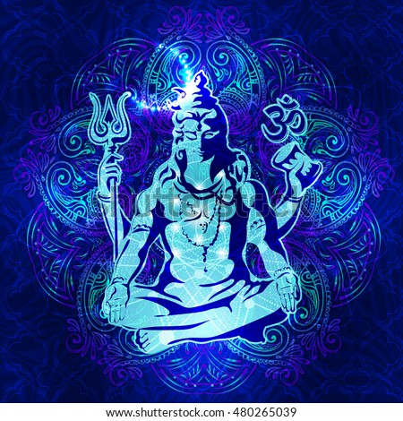 shiva   the transcendental