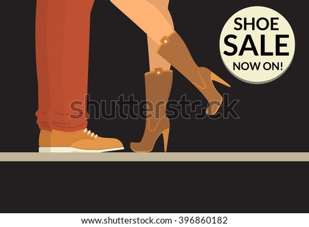 shoe sale now on black shopping