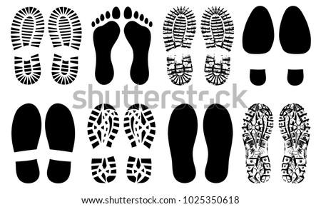 shoe sole  foot feet