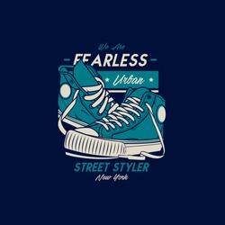 Shoes Skate Illustration