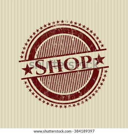 Shop rubber grunge stamp