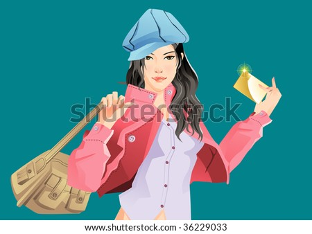 shopping credit card