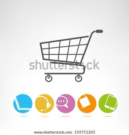 shopping, e commerce