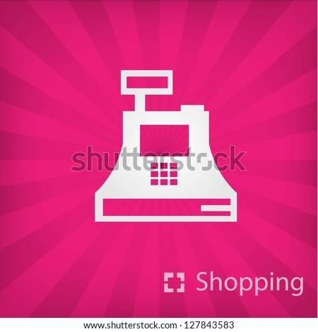 Shopping icon 8 - stock vector