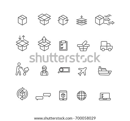 Shopping Icons set,Vector