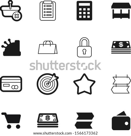 shopping vector icon set such as: set, credit, local, online, debit, grey, technology, food, calculation, security, performance, accuracy, math, point, add, good, sell, electronic, rich, privacy