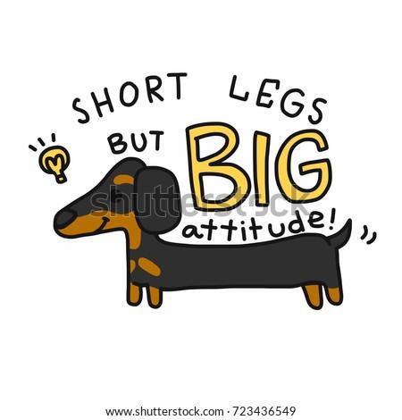 short legs but big attitude