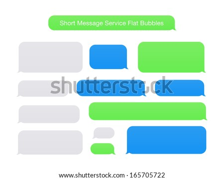 short message service flat