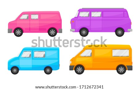 shortbus or microbus for urban