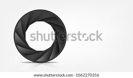 shutter aperture lens blade