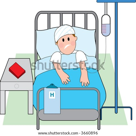 Images Of Sick Old Me In Hospital Bed : Hospital Clip Art Rf Hospital Clipart  HD Walls  Find Wallpapers